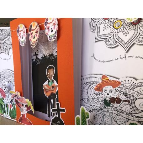 Le P'tit décor Mexicain