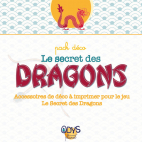 Pack déco - La Chasse au trésor Le Secret des Dragons