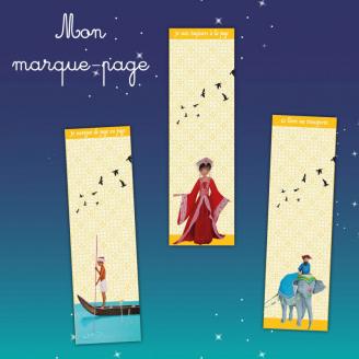 Marque-Page gratuit Marco Polo
