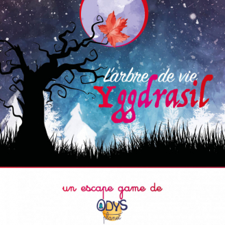 Escape Game Enfant L'arbre de vie Yggdrasil