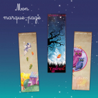 Marque Page Yggdrasil