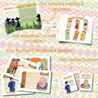 Éléments à imprimer - Kit Enquête policière pour enfants
