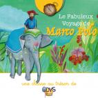Chasse au trésor enfant Le Fabuleux voyage de Marco Polo
