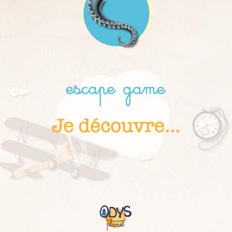 Escape Game - L'Horloge des Trois Mondes